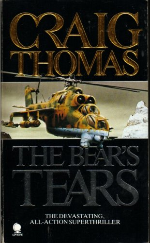 The Bear's Tears  (Kenneth Aubrey and Patrick Hyde, #5)