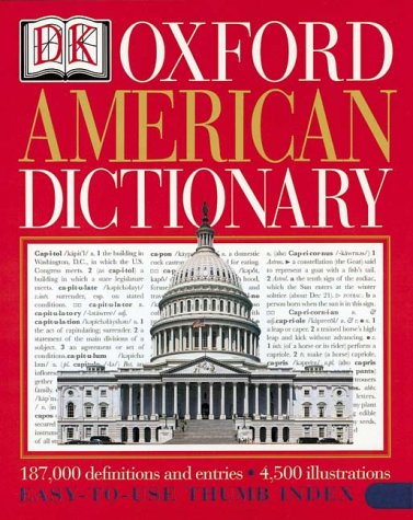 Dk Oxford Illustrated American Dictionary