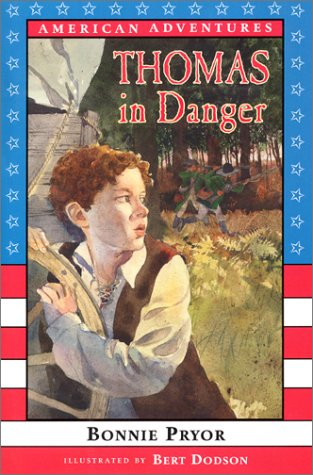 Thomas in Danger: 1779 (American Adventures)