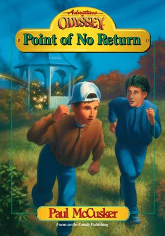 Point of No Return by Paul McCusker