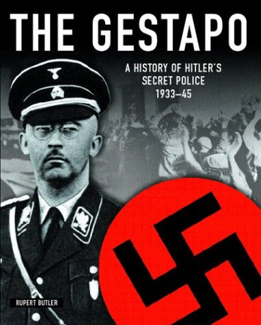 The Gestapo by Rupert Butler