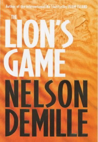 Lions Game by Nelson DeMille