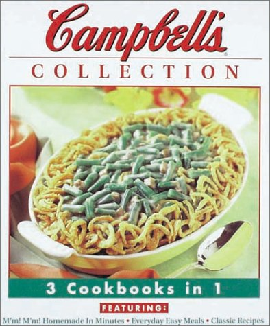 Free download Campbell's Collection: 3 Cookbooks in 1 ePub