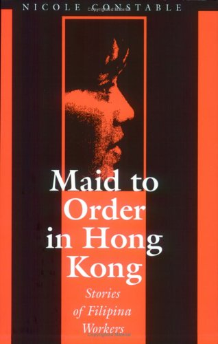 Maid to Order in Hong Kong by Nicole Constable