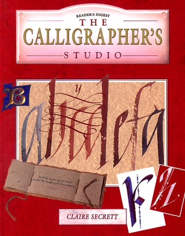The Calligrapher's Studio [With Ink Cartridges and Pens and Brushes]