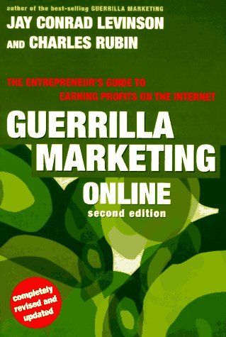 Guerrilla Marketing Online by Jay Conrad Levinson