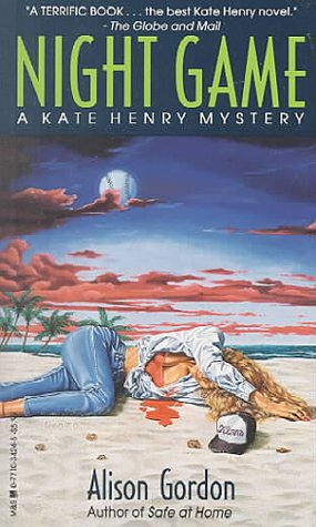 Night Game : A Kate Henry Mystery (Kate Henry Mystery #3)