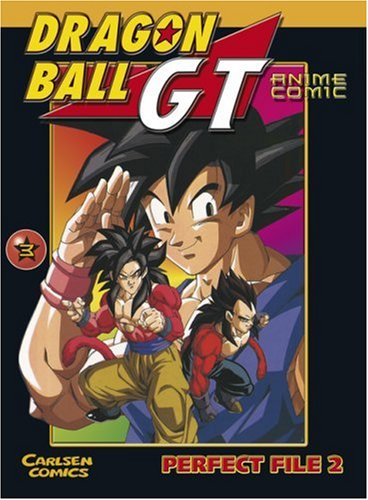 Dragon Ball GT 03. Perfect File 2.