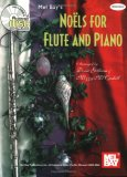 Noels for Flute and Piano [With CD]