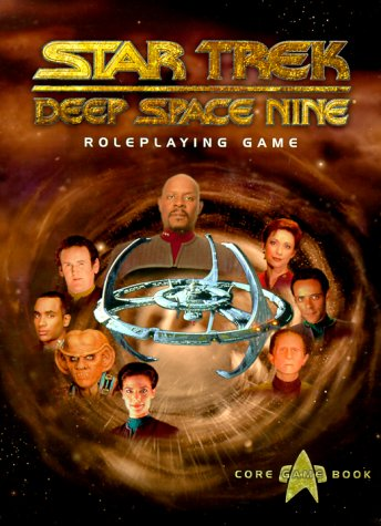 deep space nine video game