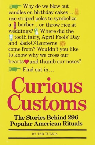 Curious Customs (Stonesong Press Books)