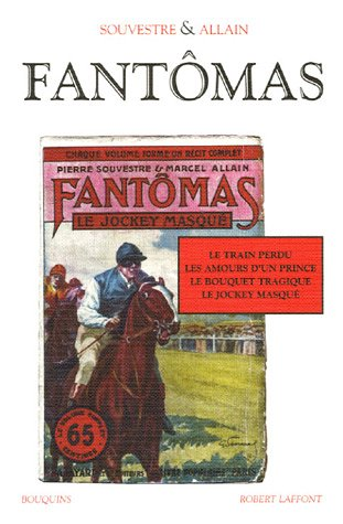 Fantômas, Tome 1  by Marcel Allain