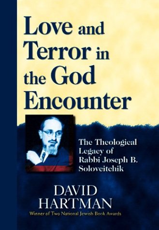 Love and Terror in the God Encounter by David Hartman
