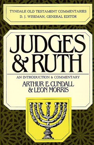 Judges and Ruth by Arhtur E. Cundall