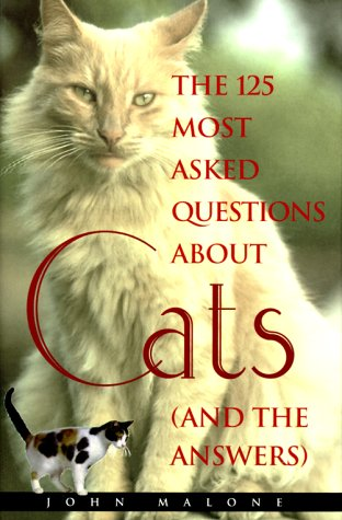 125 Most Asked Questions about Cats