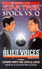 Star Trek: Spock VS. Q : An Alien Voices Production