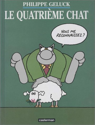 Le Chat, Tome 4  by Philippe Geluck