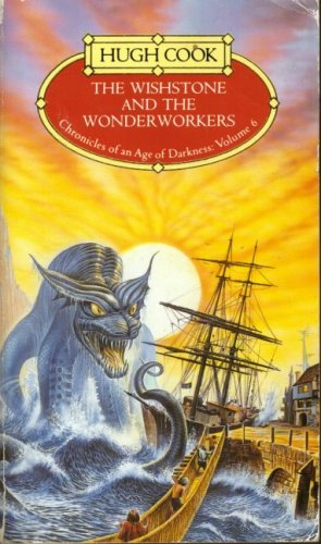 The Wishstone and the Wonderworkers by Hugh Cook