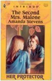 The Second Mrs. Malone by Amanda Stevens
