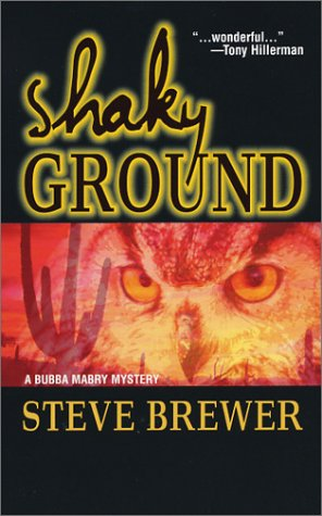 Shaky Ground by Steve Brewer