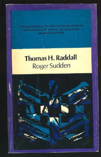 Roger Sudden by Thomas H. Raddall