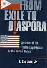 From Exile To Diaspora: Versions Of The Filipino Experience In The United States