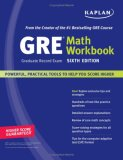 Kaplan GRE Math Workbook
