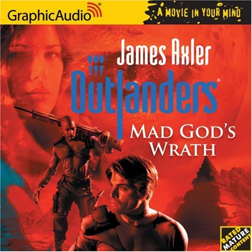 Mad God's Wrath by James Axler