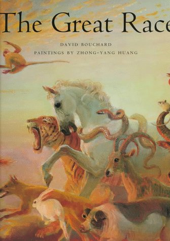 The Great Race (Chinese Legends Trilogy)