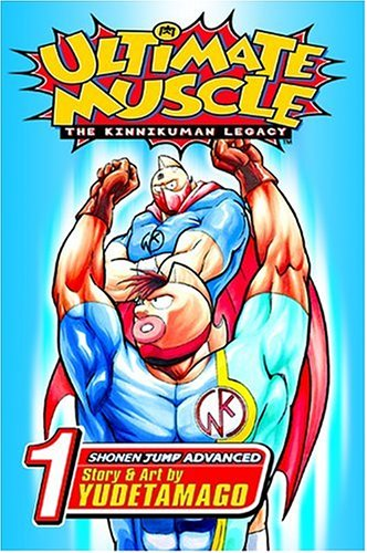 Ultimate Muscle, Volume 1 by Yudetamago