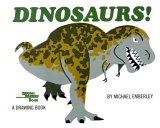 Dinosaurs!: A Drawing Book