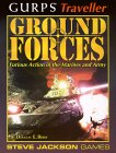 GURPS Traveller: Ground Forces: Furious Action in the Marines and Army