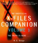 The Unofficial X-Files Companion 3