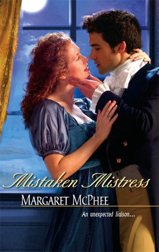 Mistaken Mistress by Margaret McPhee