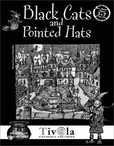 Black Cats and Pointed Hats by Tivola Electronic Publishing