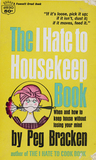 The I Hate to Housekeep Book