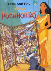 Pocahontas: Look and Find