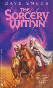 Read The Sorcery Within (Sorcery Within #1) PDF