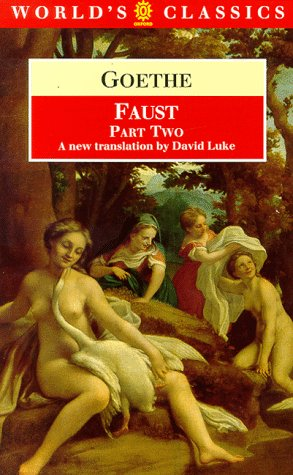 Faust by Johann Wolfgang von Goethe
