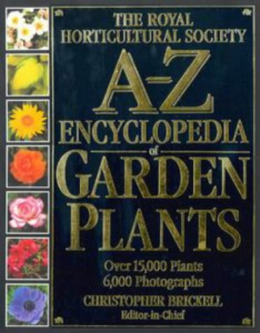 A-Z Encyclopedia of Garden Plants (RHS)