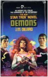 Demons by J.M. Dillard