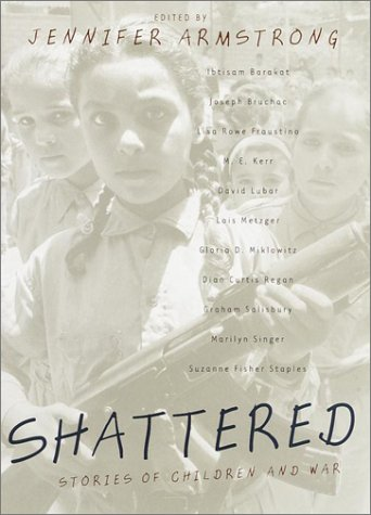 Shattered by Jennifer Armstrong