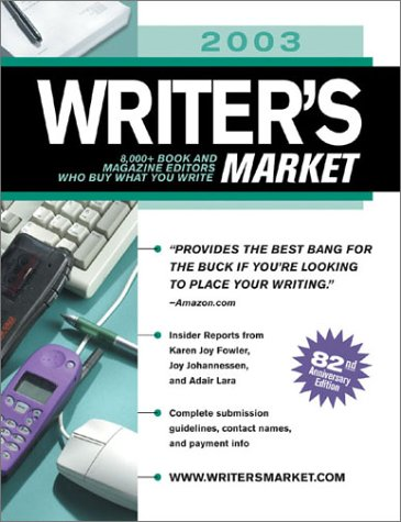 Writers Market by Kathryn Struckel Brogan