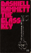 The Glass Key (paperback)