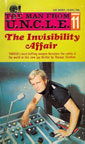 The Invisibility Affair by Thomas Stratton