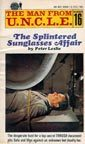 The Splintered Sunglasses Affair (The Man from U.N.C.L.E., #16)