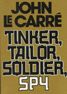 Tinker, Tailor, Soldier, Spy by John le Carré
