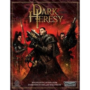 Warhammer 40,000 Roleplay: Dark Heresy: Innocence proves nothing (Dark Heresy)