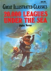 20,000 Leagues Under the Sea by Malvina G. Vogel
