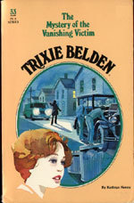 Mystery of the Vanishing Victim (Trixie Belden #33)